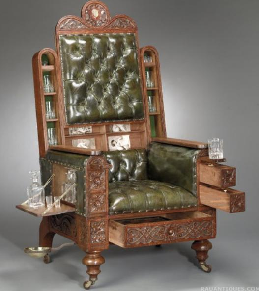 Amazing Antique Commode Chair Posted By Cin Cinla At 11