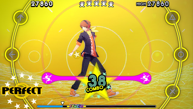 Persona 4: Dancing All Night European