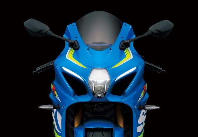 Suzuki resmi memperkenalkan konsep dari Suzuki GSX-R1000 2017 di EICMA 2015 . .