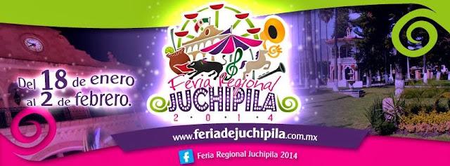 Programa Feria juchipila 2014