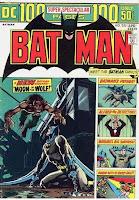 Batman #255, 100 pages, Neal Adams, werewolf