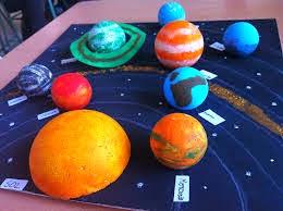 eduk red maqueta sistema solar