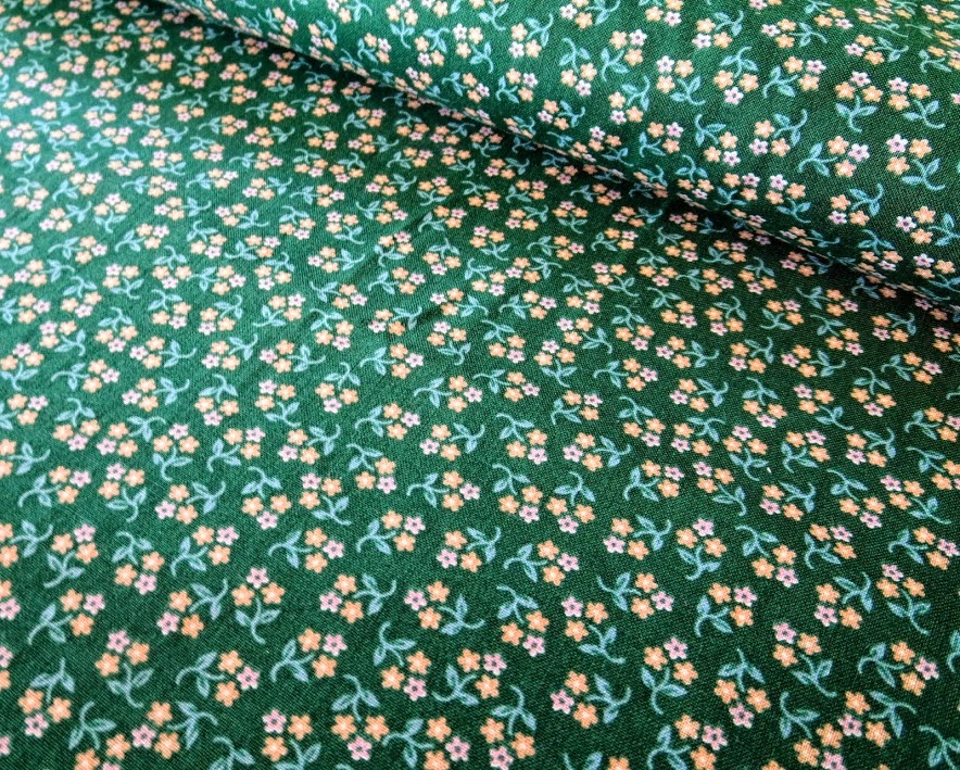 https://www.etsy.com/listing/197420696/vintage-wamsutta-green-calico-floral