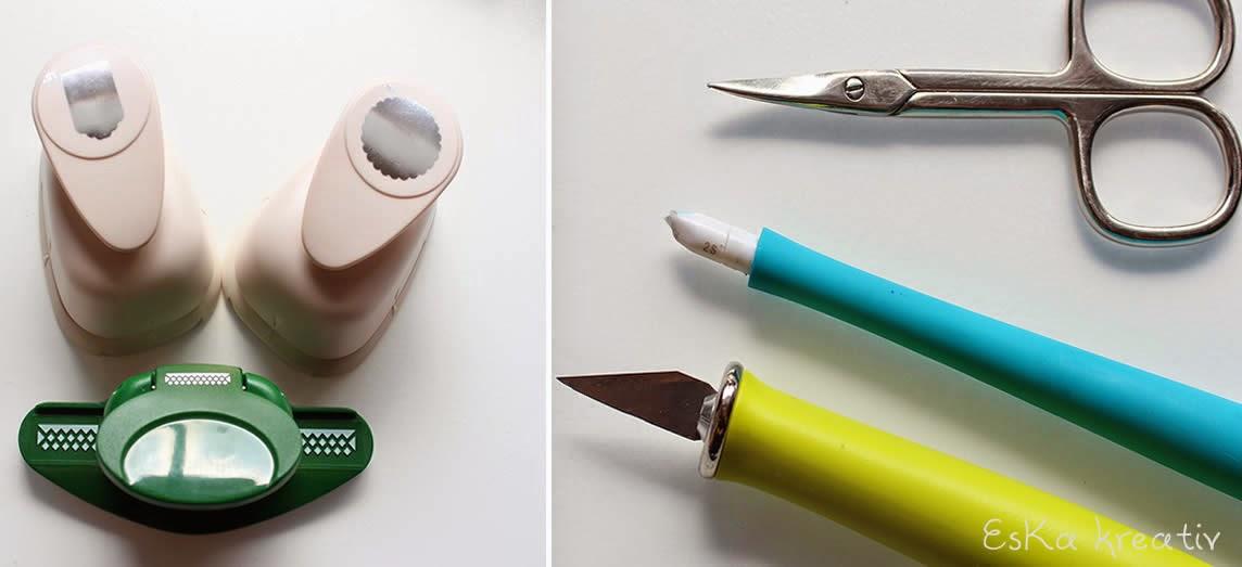 Werkzeug zum kreativen Gestalten