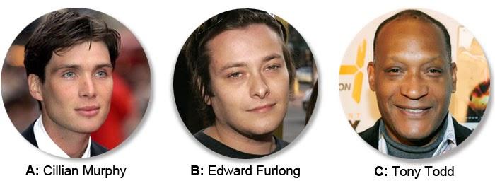 Cillian Murphy, Edward Furlong, Tony Todd