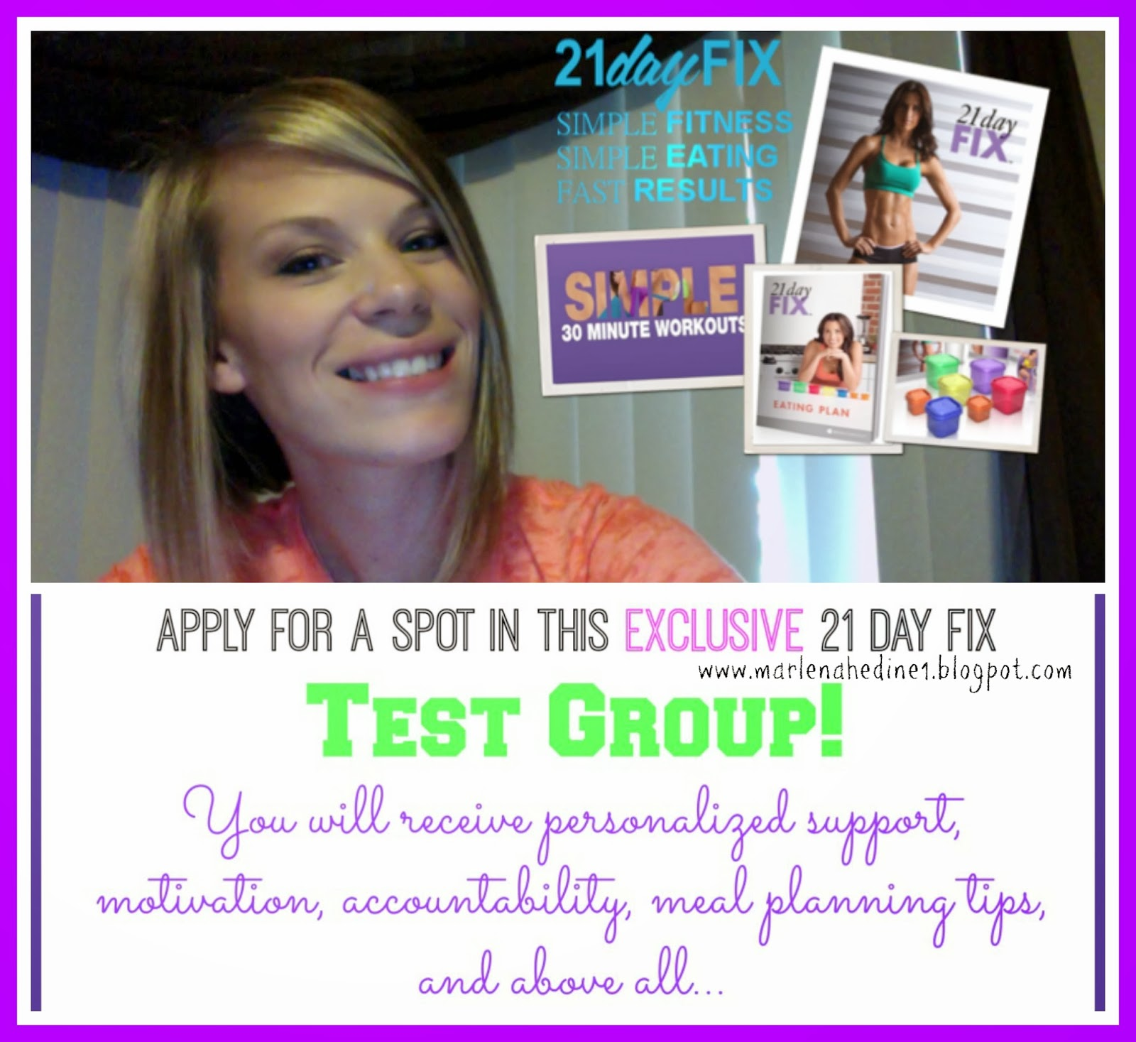 21 day fix test group, exclusive 21 day fix group, loose weight, portion control, loose weight quick, bikini body workout