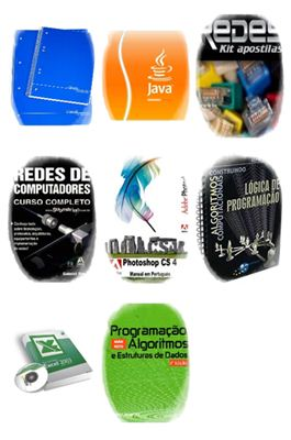 curso Download   Pack Apostilas Informática: Hardware e Software