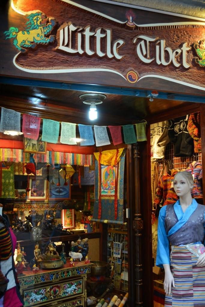 Barcelona Shopping Tibet
