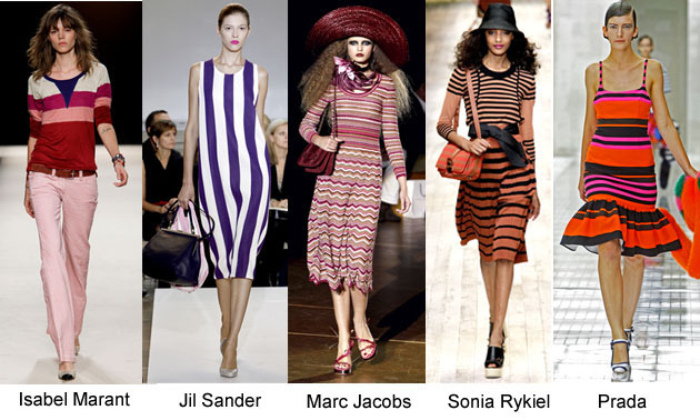 Trend Stripes - �izgili Desenler �ok Moda
