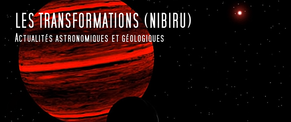 LES TRANSFORMATIONS (NIBIRU)