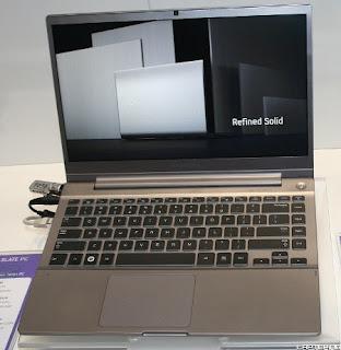 Nueva laptop de 14 pulgadas, Samsung NP700Z3A-S01US