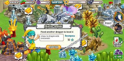 imagen de logro conseguido en dragon city
