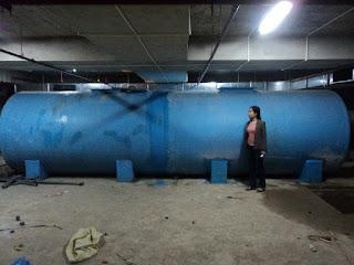 Xử lý nước thải sinh hoat