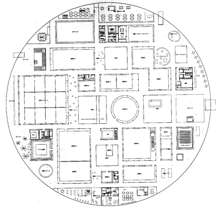 Sanaa 21st Century Museum Kanazawa on contemporary house floor plans
