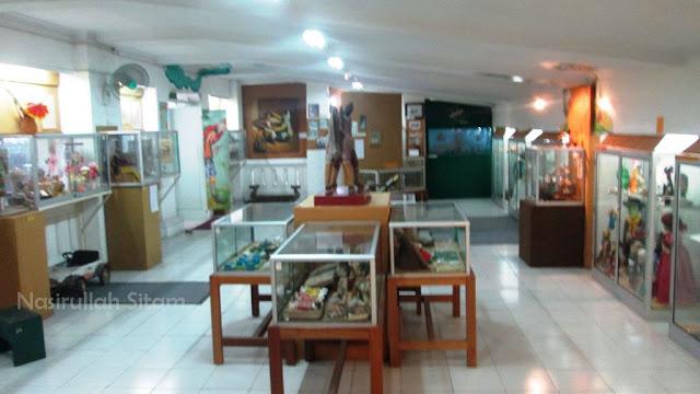 Area ruangan di Museum Anak Kolong Tangga