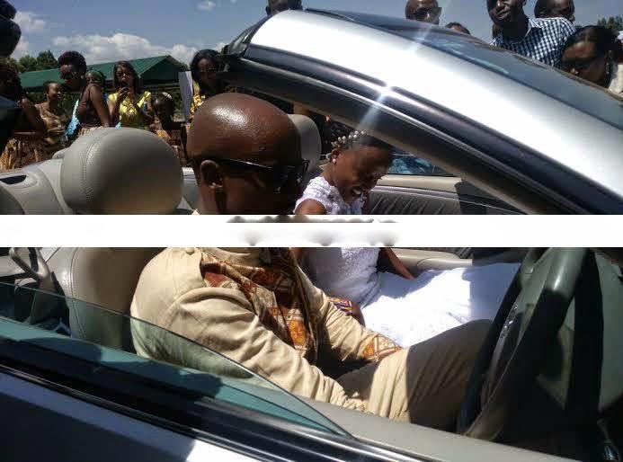 Mark masai wedding
