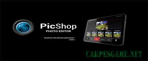 PicShop - Photo Editor Apk v3.0.4 Paid