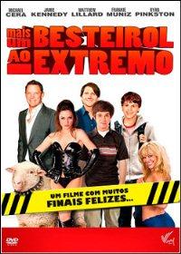 Filme Poster Mais um Besteirol ao Extremo DVDRip XviD Dual Audio & RMVB Dublado