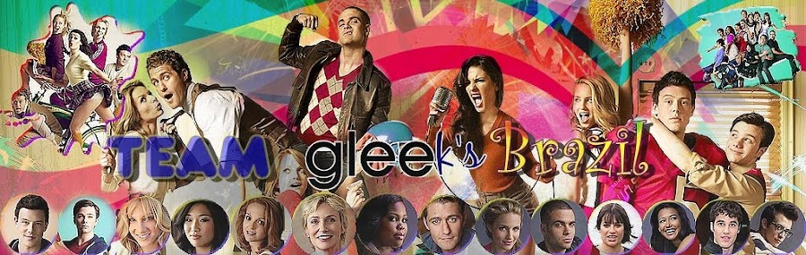 Team Gleek's Brazil!
