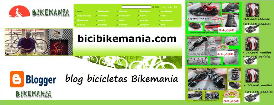 Bicicletas Bikemania