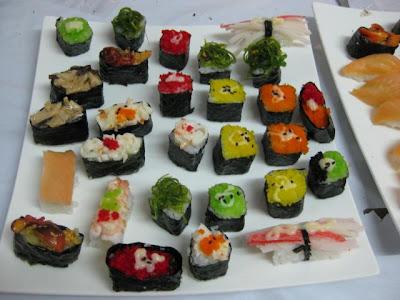ซูชิ เดลิเวอรี่ - Sushi Delivery