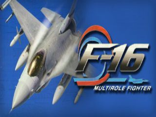 download f-16 multirole fighter setup file