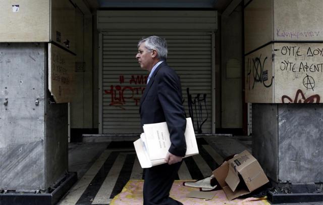 Atenas, pobreza,