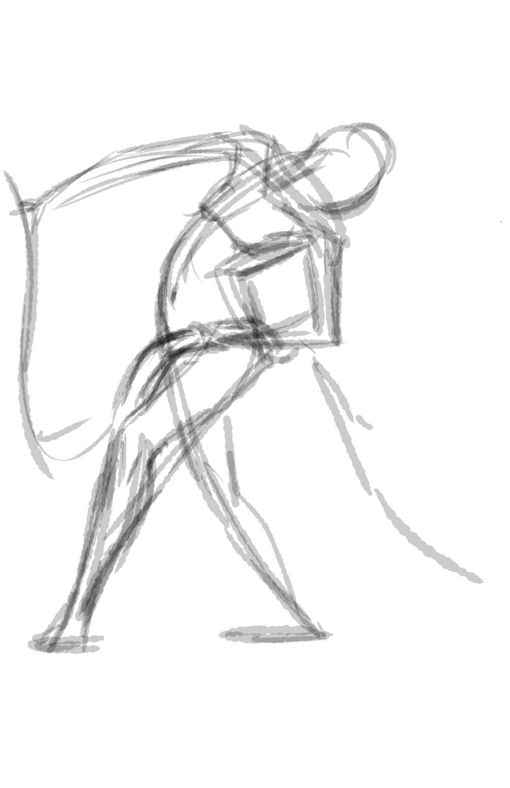 Joshua Taback Art Blog: Figure & Gesture Drawing Tool