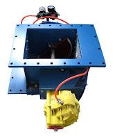 actuators for bulk material handling