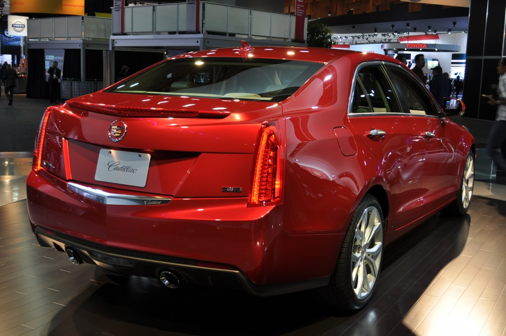 latest cars models cadillac ats 2013. Black Bedroom Furniture Sets. Home Design Ideas