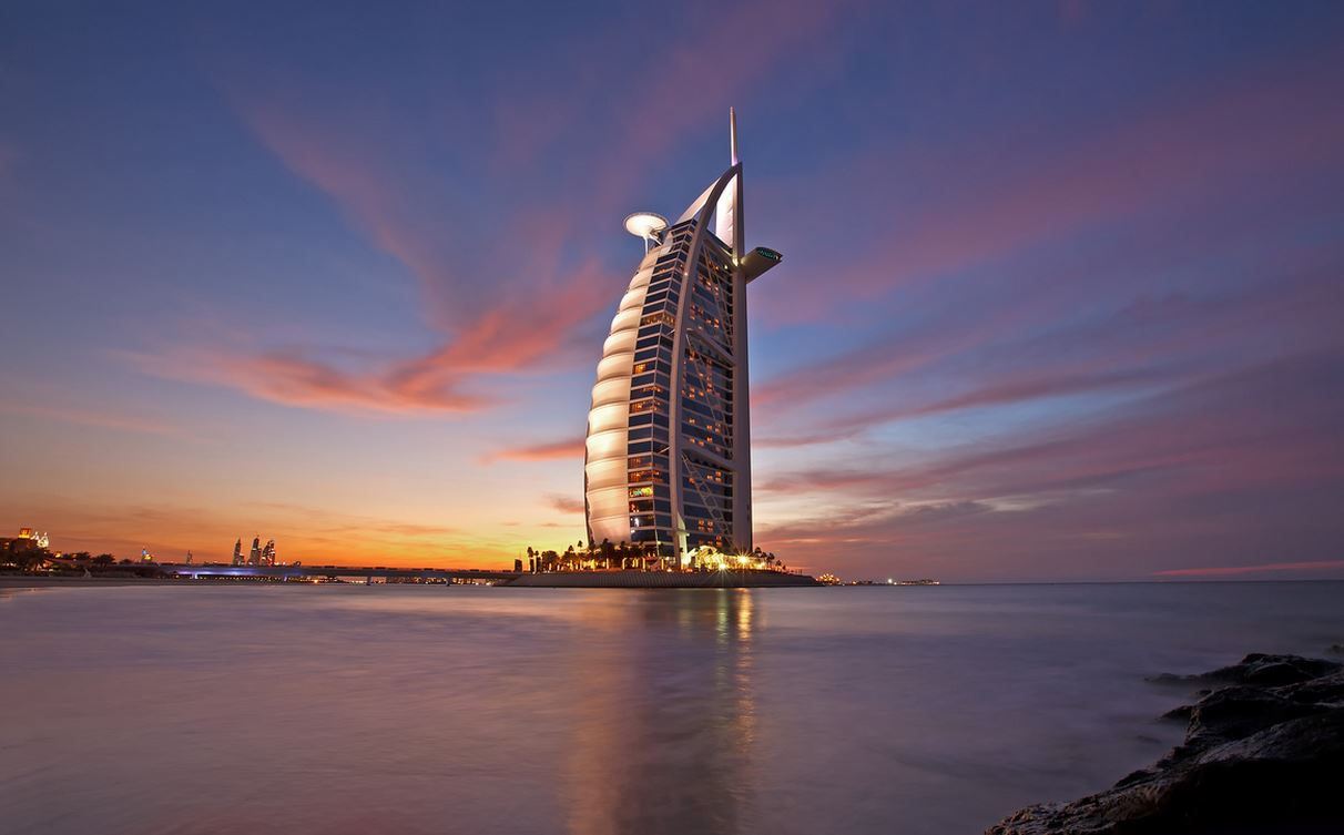 Burj al arab dubai uae amazing views for Burj arab dubai
