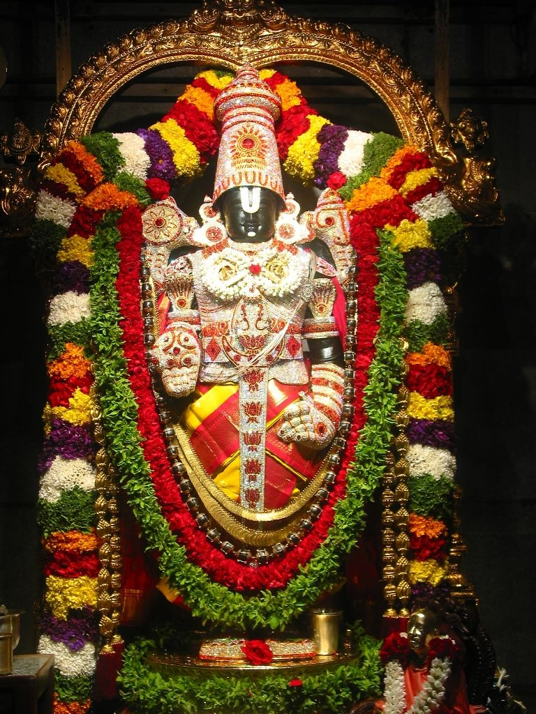 Lord Tirupati Balaji Photos