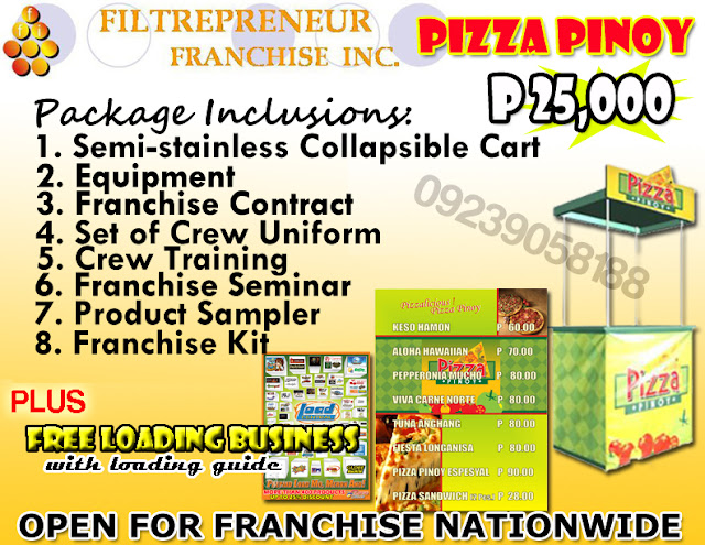 PIZZA PINOY STYLE FOOD BUSINESS