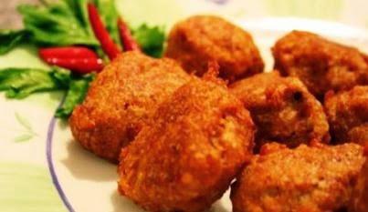 Resep Cara Membuat Perkedel Tahu Ekstra Telur Ayam Spesial Nikmat