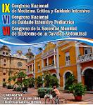 IX Congreso Nacional de Medicina Crítica y Cuidado Intensivo