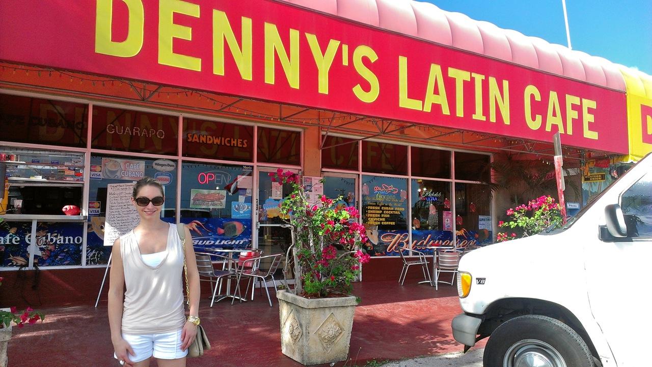Denny S Cuban Cafe Key Largo