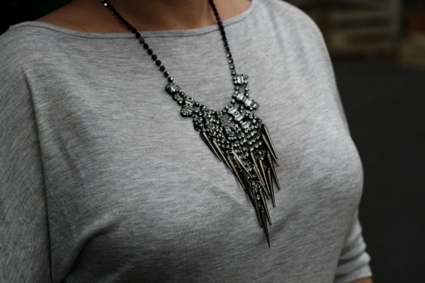 Punk Metal Necklace - Nordstrom