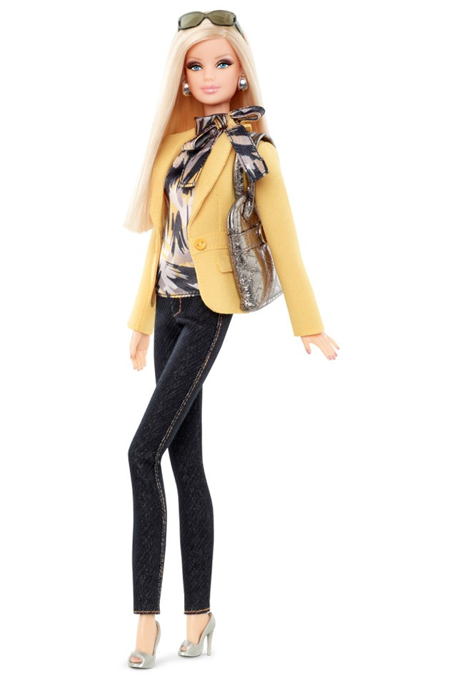 Collecting Fashion Dolls By Terri Gold Barbie Styled By Tim Gunn Doll 1 2