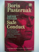 SAFE CONDUCT, BORIS PASTERNAK