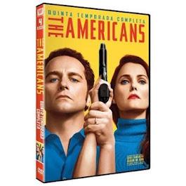 """""""THE AMERICANS"""" (QUINTA TEMPORADA) (2017, Twentieth Century-Fox Home Video)"""