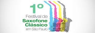 Site do Festival de Saxofone Clássico