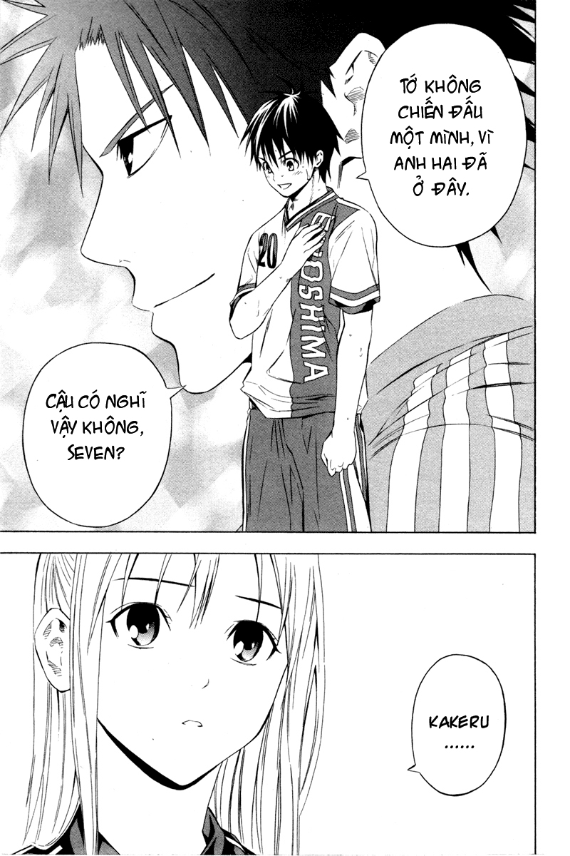 xem truyen moi - Area no Kishi - Chapter 86