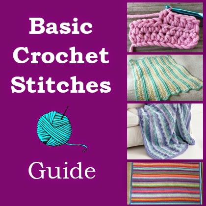Crochet For Children: Basic Crochet Stitches Guide