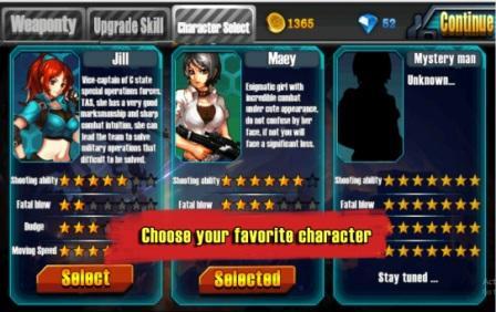 Game Shooter Offline Android Devil Siege Mod Apk Miftatnn