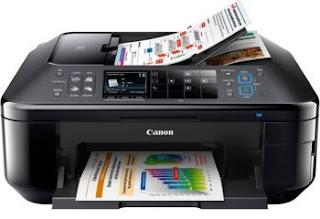 CANON PIXMA MX892 PRINTER FEATURES