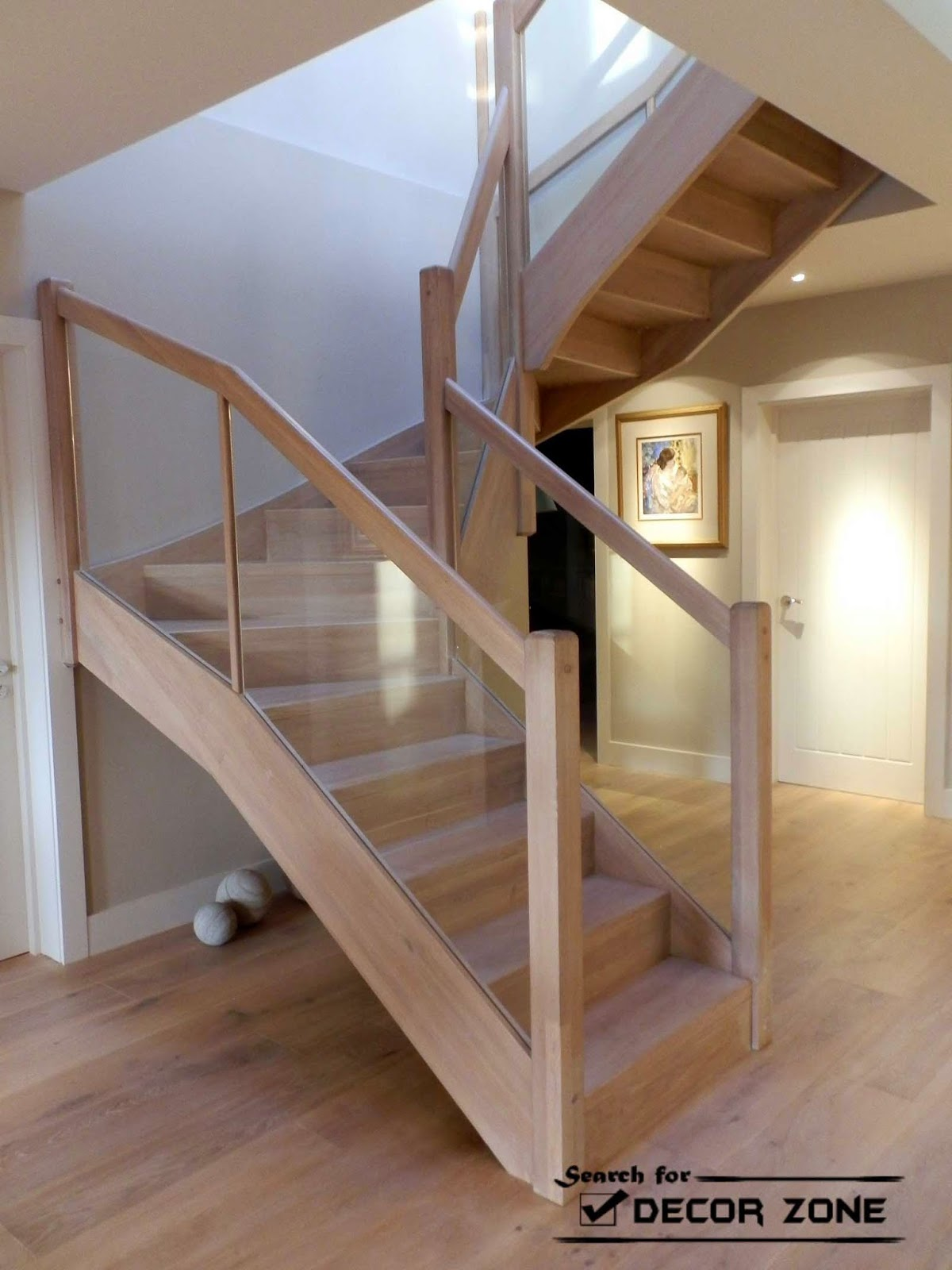 Wooden staircase 15 designs and preinstallation tips for Spiral staircase design plans