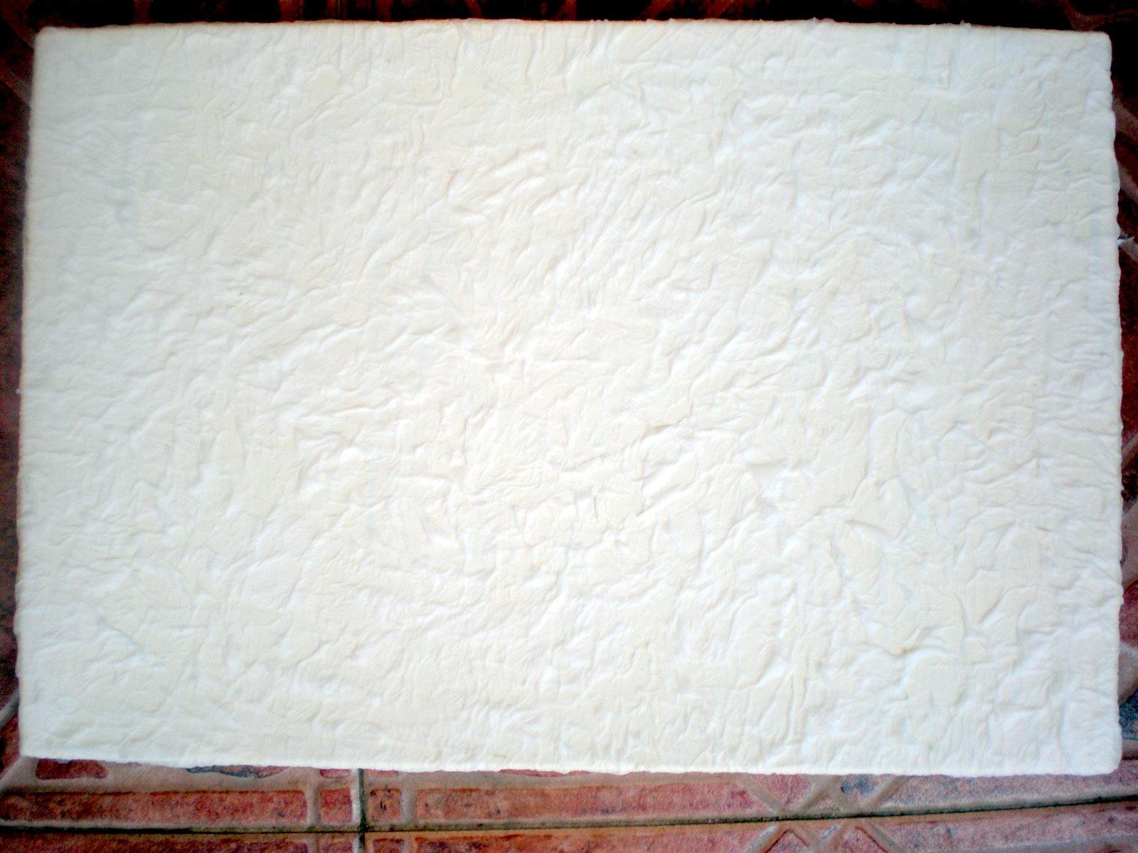 Manosmarisa como decorar una caja de cart n con la - Papel pared antiguo ...