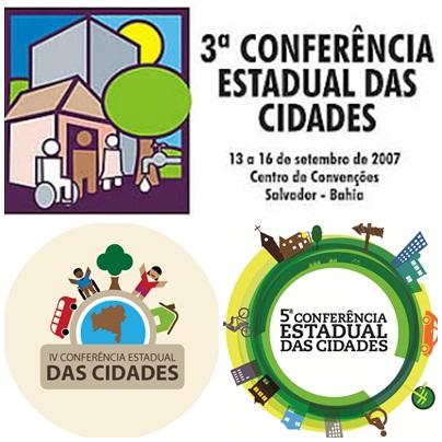 Relatórios das Conferências anteriores