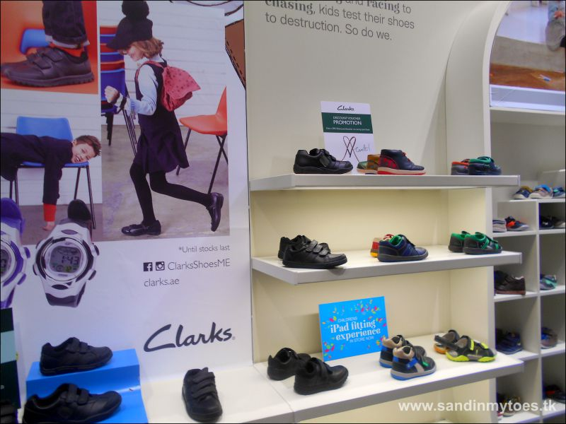 Clarks Shoes Store Locator London