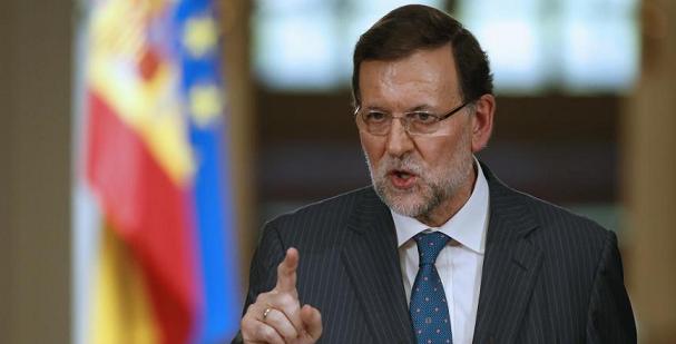"""Rajoy advierte a Cataluña: """"No me faltará firmeza para defender la unidad de España"""""""